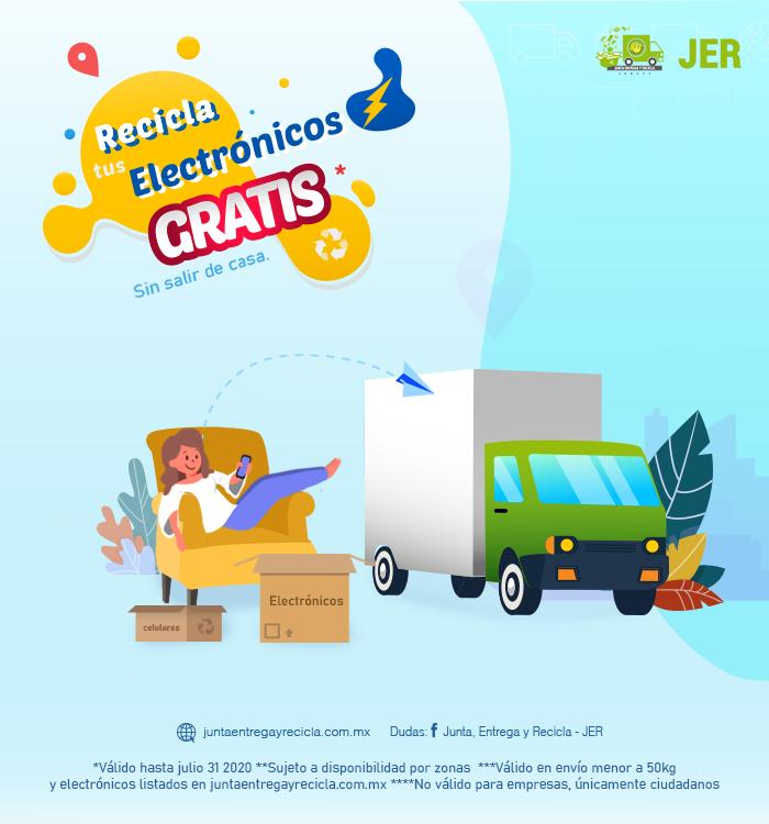 Casa CEM y Junta Entrega y Recicla – JER, alianza por el medio ambiente